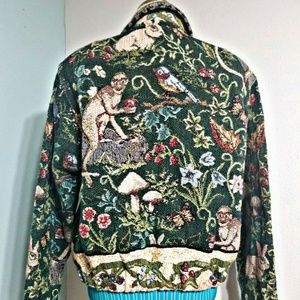 COLLECTIBLE VINTAGE: Rare PAINTED PONY Jacket Coat